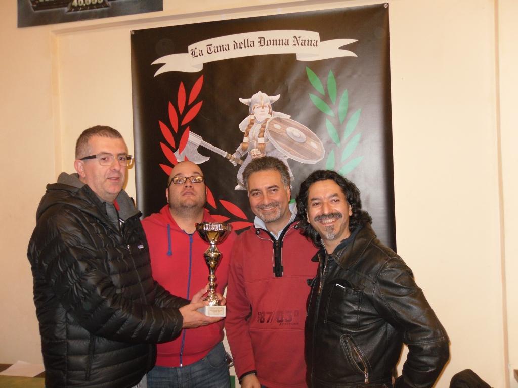 Compagnia della Chimera - Premio Squadra