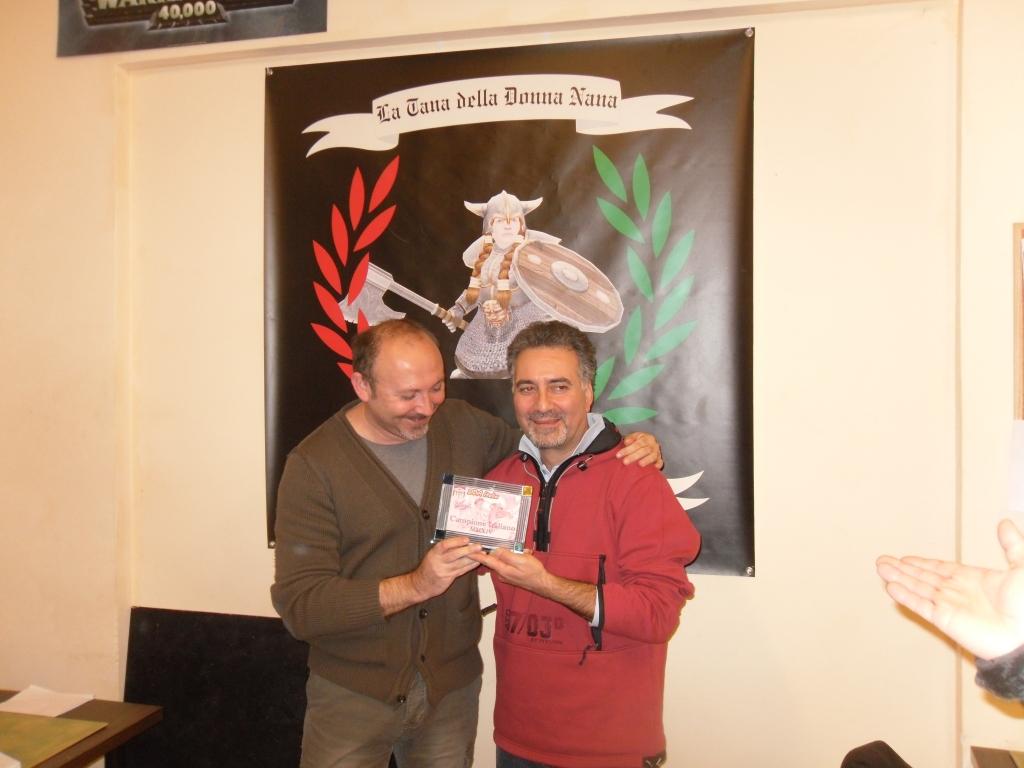 Campione Italiano DBA 2014